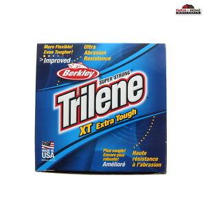 Berkley Trilene XT Extra Tough Low-Vis Green, 3000-Yard/6-Pound ~ New