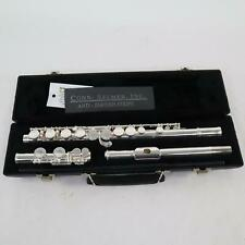 Armstrong Model 104 Closed Hole Student Flute SN 9215291 OPEN BOX