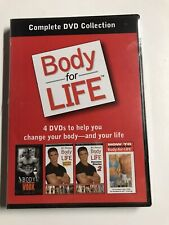 Body for Life; Complete DVD Collection