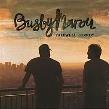 BUSBY MAROU FAREWELL FITZROY DIGIPAK CD NEW