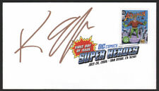 Keith Giffen Signed 2006 Sdcc Usps Fdi First Day Art Stamp ~ Aquaman Curt Swan
