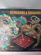 1980 Mattel Electronics Dungeons & Dragons Computer Labyrinth Game D&D Works TSR