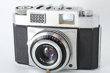 Zeiss Ikon Contina 35mm camera w/Panter 45mm F2.8 lens from Japan m027