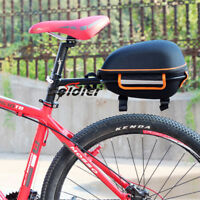 Cycling Bag Pannier Rear Rack Pack Tail Seat Trunk Bag Seatpost Frame Bike Bag