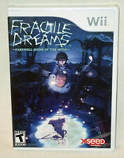 Fragile Dreams : Farewell Ruins of the Moon Wii Brand New & Factory Sealed