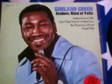 GARLAND GREEN - JEALOUS KIND OF FELLA - RARE SOUL LP