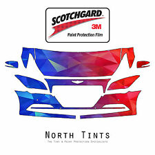 3M Scotchgard Paint Protection Clear Bra Kit for Hyundai Genesis Sedan 2015-2016