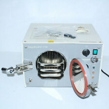 Tuttnauer Valueklave 1730 Compact Autoclave Steam Table Sterilizer Partsrepair