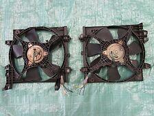 2002-2007 JDM Subaru Impreza WRX STi EJ20 Radiator Fans Cooling Fans