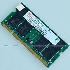 Hynix 1GO PC2700 DDR333 333mhz 200PIN 1GB Laptop Mémoire SO-DIMM RAM Full Test!!