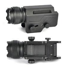 3000LM XM-L2 LED Tactical Gun Rifle Mount Hunting Light Torch Shotgun Flashlight