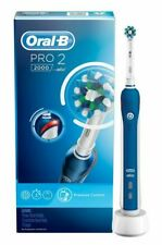NEW Oral B pro2 Electric toothbrush dental & oral care pressure control AU Selle