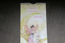 Century House Beautiful Slimline Fairy Calendar 2020 New