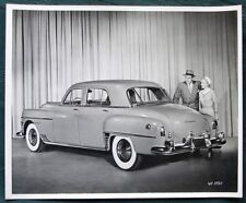 1950 Chrysler New Yorker vintage 1950s Automobile 8x10 Photograph