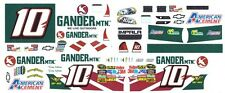 #10 Terry Labonte Gander Mountain 2010 Impala 1/64th Ho Scale Slot Car Decals