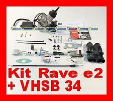 KIT RENFORCEMENT APRILIA RS 125 E2 jusqu'à 2006 + Carburateur VHSB ø 34
