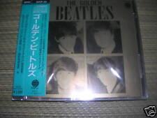 Beatles - Golden Beatles CD sealed OOP rare Japan