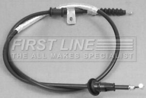 Handbrake Cable fits VOLVO S40 Mk1 1.8 Right 00 to 03 Hand Brake Parking Quality