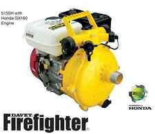 DAVEY 5155H SINGLE FIRE FIGHTER PUMP GENUINE HONDA 5.5HP
