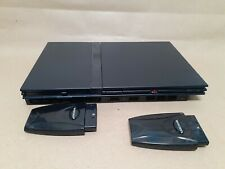 Sony Play Station 2 slim Pal Scph 75004 Con 2 Memory Stick