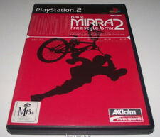 Dave Mirra 2 Freestyle BMX PS2 PAL *Complete*