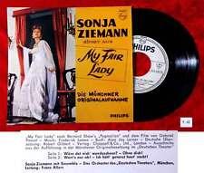 EP Sonja Ziemann singt aus My Fair Lady (Philips 423 440 PE) D 1962