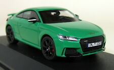 IScale 1/43 Scale -  Audi TT RS Coupe Bright Green Diecast Model Car