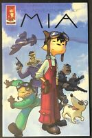 ENRICO CASAROSA (Director of Pixar's Luca) ADVENTURES OF MIA #2 2003 NM