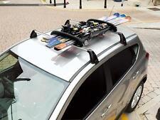Genuine Nissan Qashqai +2 Aluminium Roof Bars/Rack Carrier KE730EY010