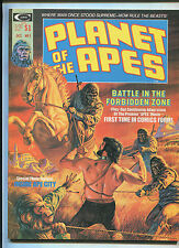 Planet Of The Apes #2 Magazine (8.0) Battle In The Forbidden Zone