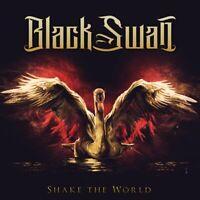 BLACK SWAN Shake The World CD (Hard Rock) WHITESNAKE, DOKKEN, MSG MR.BIG members