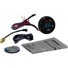 Koso Termometro Display Temperatura Coin Blu Universal Moto Quad Scooter Barca