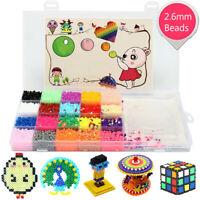 Pack of 2000 Hama MINI Beads Multi 501-00