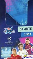 2018/19 Topps Champions League CRYSTAL 24 Pack HOBBY Box-120 Cards! JADON RC Yr