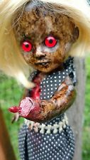 Mezco Ldd Living Dead Dolls Walking Dead custom set of 4 limited edition rare