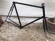 """Vintage 1945 The Evans Bicycle Frame 24"""""""