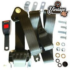 Lotus Elan Coupe Front Automatic Lap & Diagonal 3 Point Seat Belt Kit