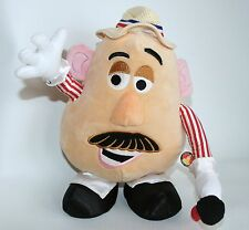 Authentic Disney Parks Mr. Potato Head Plush Doll Toy Story Stuffed