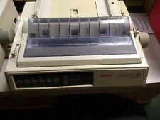 Okidata  microline 320 dot matrix printer