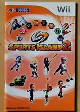Manuel De Emploi SPORTS Island 2 Wii
