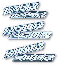 1990 Honda CR 125 250 500 Swingarm Decals - Select a model