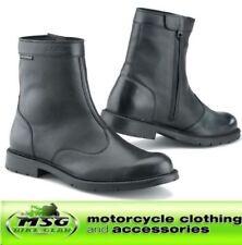 44 Stivali neri TCX per motociclista