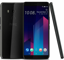 HTC U11+ / U11 Plus 64GB Dual SIM AT&T√T-mobile√ 4G LTE Smartphone Ceramic Black