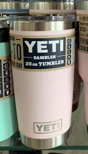 20oz Yeti Ice pink