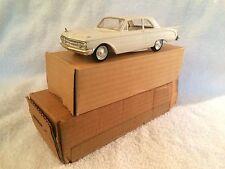 1960 Vintage Mercury Comet Promo Promotional Model Car W Rare 2 Original Boxes!