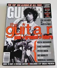 Magazine US GUITAR VOL 16 N° 2 02/1996 KEITH RICHARDS (ROLLING STONES)