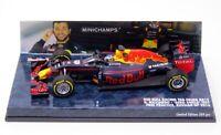 Modell 1:43 Red Bull Tag Heuer RB12 Aero Shield Test  D.Ricciardo  - % Sale%