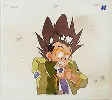 Pink Water Bandit Rain Bandit Akira Toriyama Anime Production Cel 2