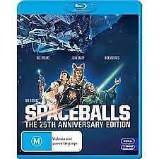 Comedy Spaceballs Sci-Fi DVDs & Blu-ray Discs