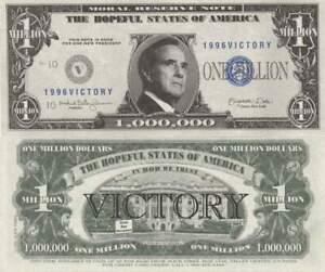 Fantasie Biljet billet - Future President / dollar 1.000.000 (A112)